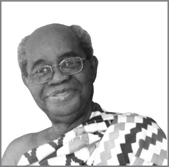 J. H. Kwabena Nketia