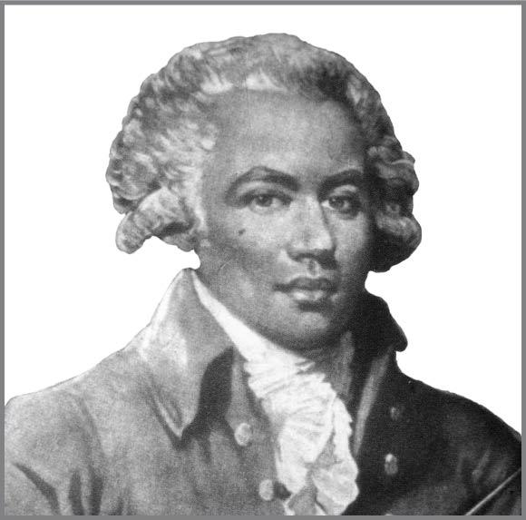 Joseph Bologne le Chevalier de Saint-Georges